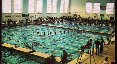 Photo of Pool Takoma Aquatic Center at 300 Van Buren St Nw, Washington, DC 20011, United States