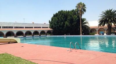 Photo of Pool Alberca Centro Gallego at Av. Canal De Chalco 09830, Mexico