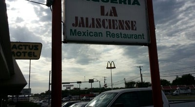 Photo of Mexican Restaurant Taqueria La Jalisciense at 1217 E Business 190, Copperas Cove, TX 76522, United States