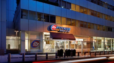 Photo of Gym / Fitness Center 24 Hour Fitness at 153 E 53rd St, New York, NY 10022, United States