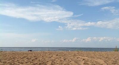 Photo of Beach Пляж Александрия at gorod Petrodvorets, Russia