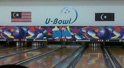 Photo of Bowling Alley U-Bowl Bowling Centre at Mesra Mall Shopping Centre, Kemaman 24200, Malaysia