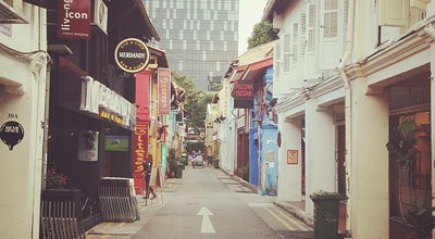 Photo of Road Haji Lane at Haji Ln, Singapore 189735, Singapore