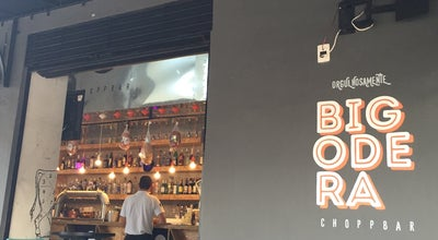 Photo of Beer Garden Bigodera Chopp Bar at Brazil