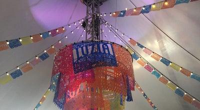 Photo of Circus Cirque du Soleil - LUZIA at Old Port Of Montreal, Canada