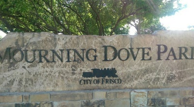Photo of Park Mourning Dove Park at Frisco, TX 75034, United States