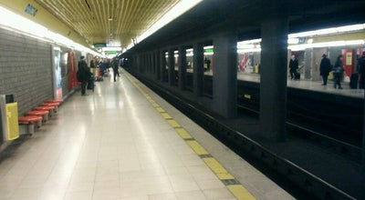 Photo of Subway Metro Centrale FS (M2, M3) at Piazza Duca D'aosta, Milano 20124, Italy