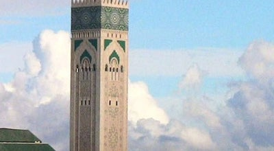 Photo of Mosque مسجد حي الامل at Morocco