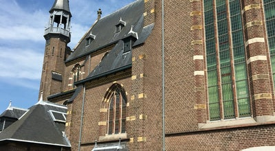 Photo of Church Anna-stede at Haagweg 1, Breda 4814 GH, Netherlands