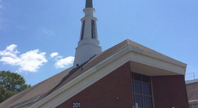 Photo of Church Garner United Methodist Church at 201 Methodist Dr, Garner, NC 27529, United States