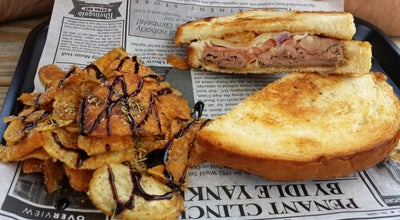 Photo of Sandwich Place Merv's Melt Shop at 825 Railroad Ave, Tallahassee, FL 32310, United States