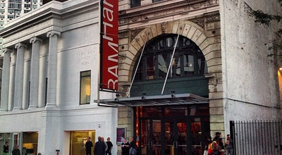 Photo of Theater BAM Harvey Theater at 651 Fulton St, Brooklyn, NY 11217, United States