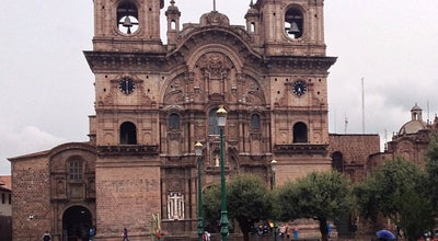 Photo of Church Iglesia de la Compañia de Jesus at Plaza De Armas, Cusco, Peru