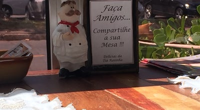 Photo of Coffee Shop Tia Rosinha Delícias at Qmsw 5, Lj. 8, Brasília, Brazil