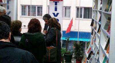 Photo of Bookstore Tivoli Kitabevi at Altıeylül Mh. Atalar Cd. No:78, BALIKESİR 10100, Turkey