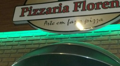 Photo of Pizza Place Pizzaria Florença at R. Aquidaban, 734, São Carlos 13560-120, Brazil