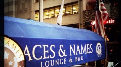 Photo of Lounge Faces & Names at 161 W 54th St, New York, NY 10019, United States