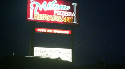 Photo of Italian Restaurant Milanos at 633 Se Main St, Simpsonville, SC 29681, United States