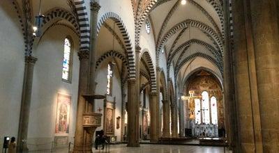 Photo of Church Basilica di Santa Maria Novella at Piazza Santa Maria Novella, Firenze 50123, Italy