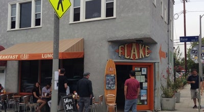 Photo of Coffee Shop Flake at 513 Rose Ave, Venice, CA 90291, United States