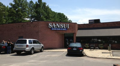 Photo of Sushi Restaurant Sansui Sushi Bar & Grill at 4325 Nc Hwy 55, Durham, NC 27713, United States