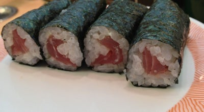 Photo of Sushi Restaurant 魚錠 多治見店 at 上山町1-120, 多治見市 507-0022, Japan