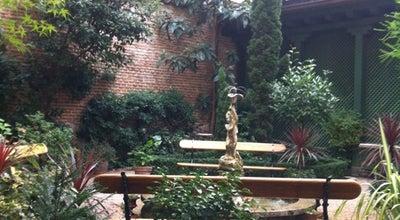 Photo of Tea Room Café del Jardín at Calle San Mateo 13, Madrid 28004, Spain