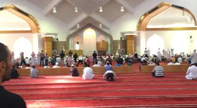 Photo of Mosque King Fahad  Mosque | جامع الملك فهد at اسكان العزيزية | Aziza Housing, الخبر | Khobar, Saudi Arabia
