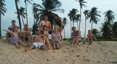 Photo of Beach Praia de Maceió at Praia, Camucim, Brazil