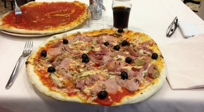 Photo of Pizza Place Pizzeria da Totò at Via San Valentino 2/b, Bologna 40122, Italy