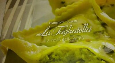 Photo of Italian Restaurant La Tagliatella at Rambla Federico García Lorca, 2, Almería 04004, Spain