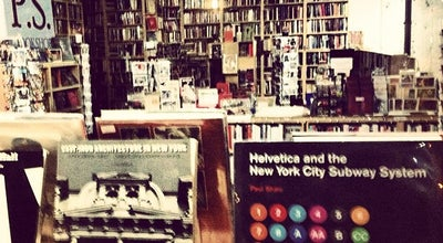 Photo of Other Venue P.S Book Shop at 76 Front St, Brooklyn, NY 11201, United States