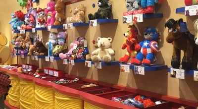 Photo of Toy / Game Store Build-A-Bear Workshop at 1680 Richmond St. N., London, ON N6G 3Y9, Canada