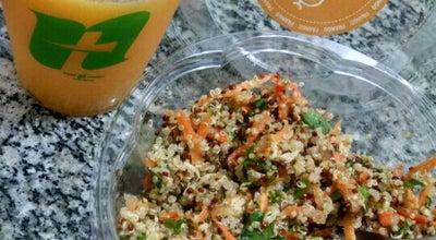 Photo of Salad Place Mais Nutrir Fast N Fresh at R. Joaquim Lirio, 595, Vitória, Brazil