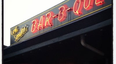Photo of BBQ Joint Dinosaur Bar-B-Que at 99 Court St, Rochester, NY 14604, United States