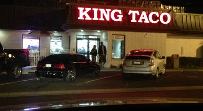 Photo of Mexican Restaurant King Taco Restaurants at 15916 Lakewood Blvd, Bellflower, CA 90706, United States