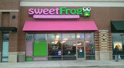 Photo of Frozen Yogurt Sweet Frog at 18081 Garland Groh Blvd, Hagerstown, MD 21740, United States