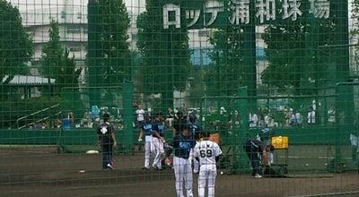 Photo of Baseball Field ロッテ浦和球場 at 南区沼影3-8-3, さいたま市 336-0027, Japan