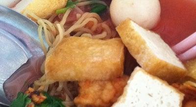 Photo of Ramen / Noodle House ร้านช้อนทองเย็นตาโฟ at Thailand