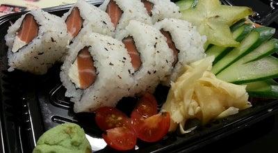 Photo of Asian Restaurant Sushi Time Gaspar at Av. Das Comunidades,  241 - Centro, Gaspar 89110-000, Brazil