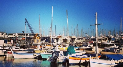 Photo of Harbor / Marina Port de Cannes at Quai Laubeuf, Cannes 06400, France