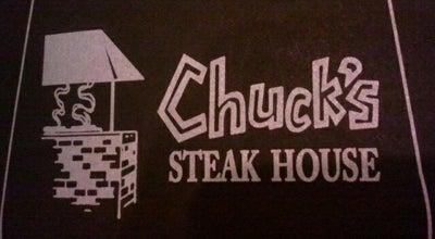 Photo of Steakhouse Chuck's Steak House at 20 Segar St, Danbury, CT 06810, United States