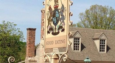 Photo of Gastropub King's Arms Tavern at 409 E Duke Of Gloucester St, Williamsburg, VA 23185, United States