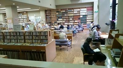 Photo of Library 国分寺市立本多図書館 at 本多1-7-1, 国分寺市 185-0011, Japan