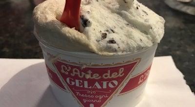 Photo of Ice Cream Shop L'arte del Gelato at 75 9th Ave, New York, NY 10011, United States