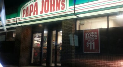 Photo of Pizza Place Papa John's Pizza at 1826 Woodlawn Dr, Gwynn Oak, MD 21207, United States