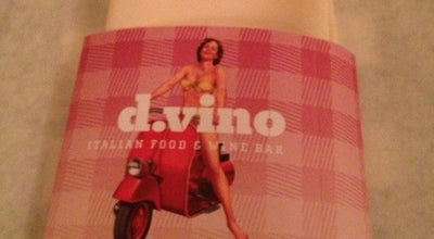 Photo of Wine Bar d.vino at 3770 Las Vegas Blvd S, Las Vegas, NV 89109, United States