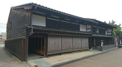 Photo of History Museum 北前船廻船問屋 森家 at 岩瀬町108, 富山市 931-8356, Japan