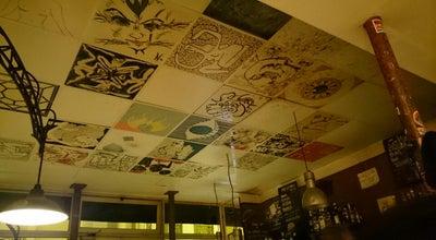Photo of Bar Cale Sèche at 18-22 Rue Des Panoyaux, Paris 75020, France