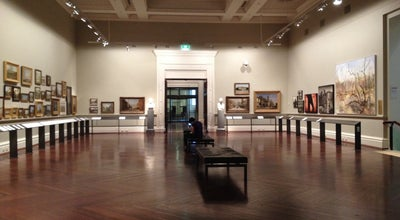 Photo of Art Gallery Cowen Gallery at State Library Of Victoria, Australia